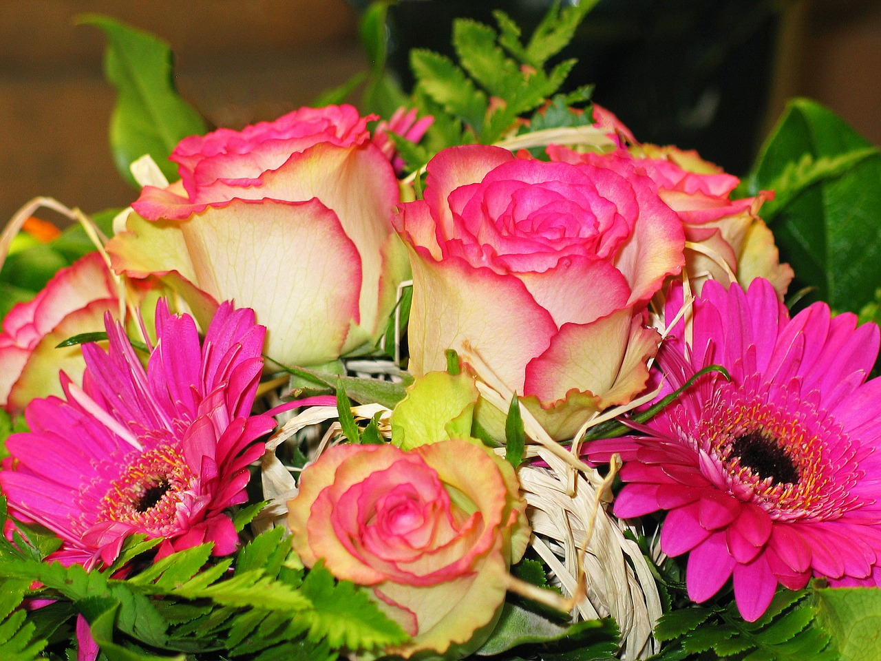 flowers for Valentines
